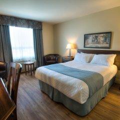 Отель Days Inn by Wyndham Levis Канада, Сен-Николя - отзывы, цены и фото номеров - забронировать отель Days Inn by Wyndham Levis онлайн комната для гостей фото 3