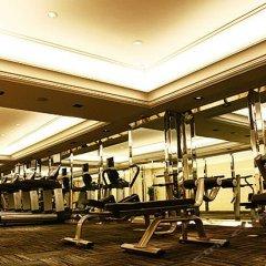 Fengda International Hotel фитнесс-зал