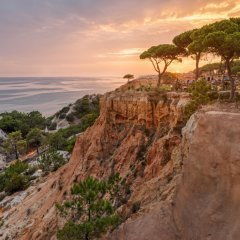 Pine Cliffs Hotel, A Luxury Collection Resort пляж