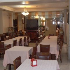 Hotel Senorial питание
