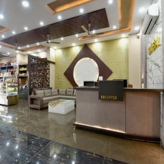 OYO 23085 Baba Hotel интерьер отеля