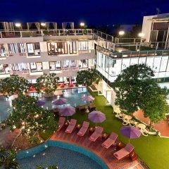 Отель The Sea Cret Hua Hin балкон