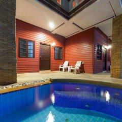 Отель Jang Resort Пхукет бассейн фото 3