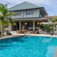 Отель ZEN Rooms Bonkai 2 Таиланд, Паттайя - отзывы, цены и фото номеров - забронировать отель ZEN Rooms Bonkai 2 онлайн бассейн