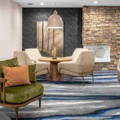 Отель Fairfield Inn And Suites By Marriott Columbus West Колумбус фото 2