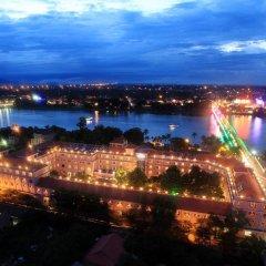 Отель Saigon Morin Вьетнам, Хюэ - отзывы, цены и фото номеров - забронировать отель Saigon Morin онлайн приотельная территория фото 2
