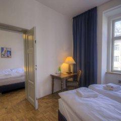 Wenceslas Square Hotel Прага комната для гостей фото 4