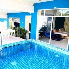 Отель Sea Host Inn Таиланд, Пхукет - отзывы, цены и фото номеров - забронировать отель Sea Host Inn онлайн бассейн фото 2