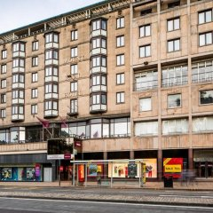 Отель Mercure Edinburgh City Princes Street Эдинбург фото 8