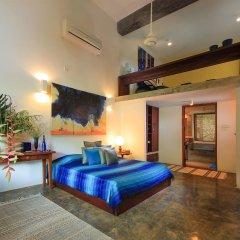 Отель Saffron & Blue - an elite haven комната для гостей
