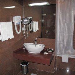Отель Petra Moon Hotel Иордания, Вади-Муса - отзывы, цены и фото номеров - забронировать отель Petra Moon Hotel онлайн ванная