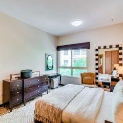 Апартаменты Short Booking - 1 BDR Apartment Greens комната для гостей фото 4