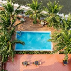 Отель Wattana Place Бангкок бассейн