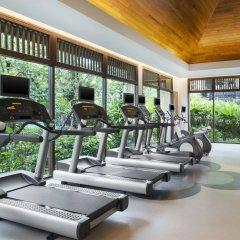 Отель Vana Belle, A Luxury Collection Resort, Koh Samui фитнесс-зал