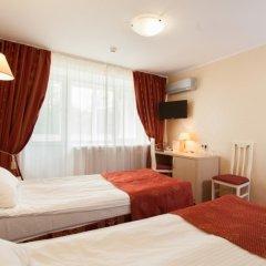 Гостиница Амакс Юбилейная 3* Стандартный номер с 2 отдельными кроватями фото 2