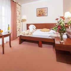 Отель Francis Palace Чехия, Франтишкови-Лазне - отзывы, цены и фото номеров - забронировать отель Francis Palace онлайн комната для гостей фото 2