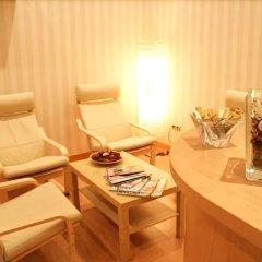 Отель Hostal Abami II сауна