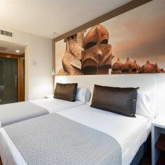 Отель Catalonia La Pedrera комната для гостей фото 3