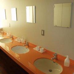 Отель Nagasaki Catholic Center Нагасаки ванная