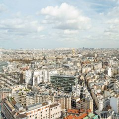 Отель Aparthotel Adagio Paris Centre Tour Eiffel балкон