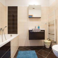 Апартаменты Premier Apartment Vysehrad ванная