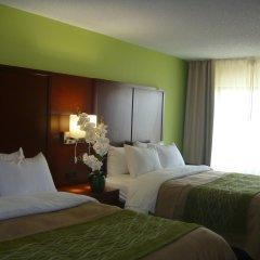 Отель Comfort Inn At Carowinds Южный Бельмонт фото 2
