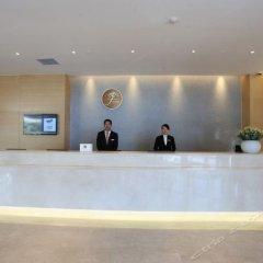 Ji Hotel (Yulin High-tech Development Zone) интерьер отеля фото 2