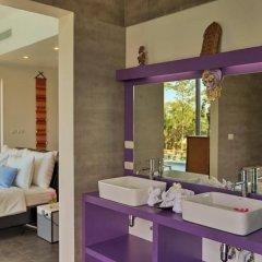 Отель Vichuda Hills ванная