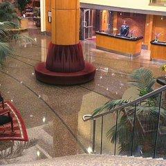 Отель Vancouver Marriott Pinnacle Downtown фото 5