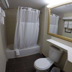Отель Motel 6 Elizabeth - Newark Liberty Intl Airport США, Элизабет - отзывы, цены и фото номеров - забронировать отель Motel 6 Elizabeth - Newark Liberty Intl Airport онлайн ванная фото 2
