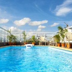 Апартаменты Nha Trang Luxury Serviced Apartment бассейн