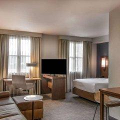 Отель Residence Inn Washington, DC /Capitol США, Вашингтон - отзывы, цены и фото номеров - забронировать отель Residence Inn Washington, DC /Capitol онлайн комната для гостей