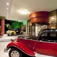 Hotel Aqua - All Inclusive парковка