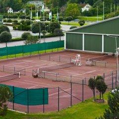 Отель Sankt Jorgen Park Resort Гётеборг спортивное сооружение