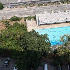 Отель Yensabai Condotel Паттайя бассейн