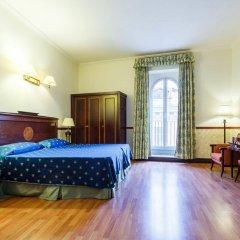 Repubblica Hotel Rome комната для гостей