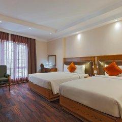 Отель Hoang Lan Hotel Вьетнам, Хошимин - отзывы, цены и фото номеров - забронировать отель Hoang Lan Hotel онлайн комната для гостей