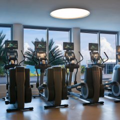 Nobu Hotel Miami Beach фитнесс-зал фото 2