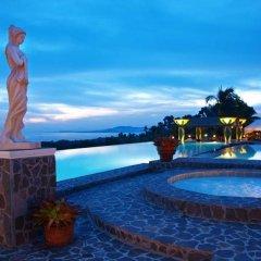Отель The Peacock Garden Филиппины, Дауис - отзывы, цены и фото номеров - забронировать отель The Peacock Garden онлайн бассейн фото 2