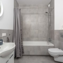 Апартаменты Chill Apartments Zoliborz ванная фото 2