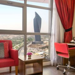 Отель Ramada Encore Kuwait Downtown комната для гостей фото 2
