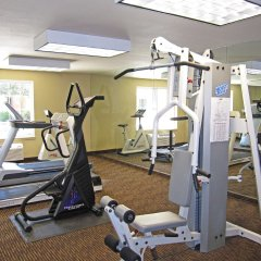 Отель Extended Stay America San Jose - Milpitas McCarthy Ranch фитнесс-зал