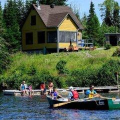 Отель Sepia Канада, Квебек - отзывы, цены и фото номеров - забронировать отель Sepia онлайн приотельная территория