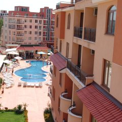 Отель Aparthotel Kasandra бассейн