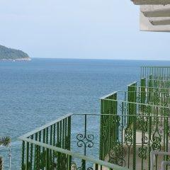 Hotel Tortuga Acapulco пляж