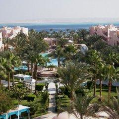 Отель Le Pacha Resort пляж