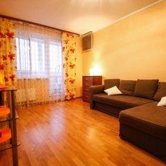 Апартаменты Bratislavskaya Apartments Москва комната для гостей