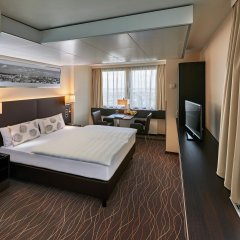Отель Park Inn by Radisson Berlin Alexanderplatz 4* Улучшенный номер разные типы кроватей