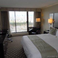 Отель Park Inn & Suites by Radisson, Vancouver Канада, Ванкувер - отзывы, цены и фото номеров - забронировать отель Park Inn & Suites by Radisson, Vancouver онлайн комната для гостей фото 2