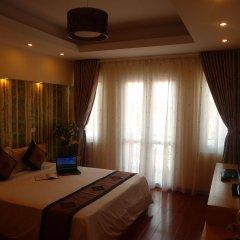 Отель Hanoi Impressive Hotel Вьетнам, Ханой - отзывы, цены и фото номеров - забронировать отель Hanoi Impressive Hotel онлайн комната для гостей фото 2